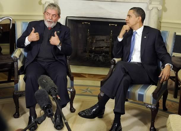 Comparando a postura política de Obama com Lula/Dilma | CACS-UNC